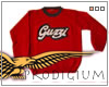 Red Ride Jumper Jun. [Size 6]