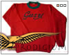 Red Ride Jumper