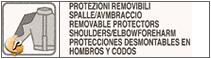 Protezioni  Spalla Gomito